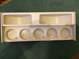 Caravan Cup And Plate Rack.