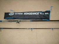 • Bass Rod. By Penn (Kings of Champions) Extreme Vengeance Bass Rod. BASS 12 feet up to 3oz M/FS.