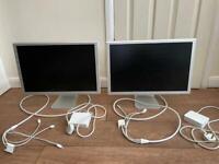 Apple Monitor - Cinema HD Display - 23inch screen size