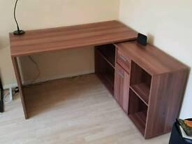 large conner desk