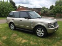 SOLD Range Rover Vogue 2002 diesel