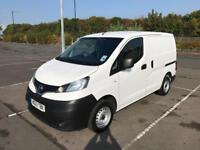 Nissan NV200 1.5 DCI SE, Buy it from only £22 per week with VAT as deposit