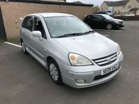BARGAIN 2005 SUZUKI LIANA MOTED DECEMBER RELIABLE CAR PX WELCOME £395