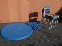 IKEA CHILDREN'S TABLE & CHAIR SET