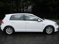 VOLKSWAGEN GOLF ALLOYS + TYRES -- CHOICE OF 5 X SETS --