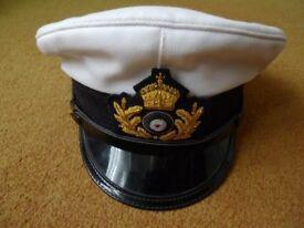 Replica WWI German Navy Officer's Visor Cap