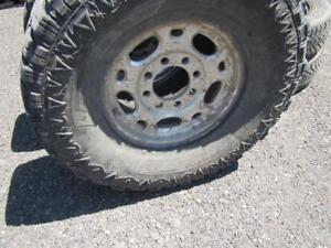 4---16 in GMC/ Chevy Alloys---8 x 165.1mm  (rims only)