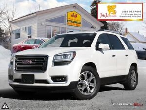 2014 GMC Acadia SLT1 AWD, SLT1, 3.6L, Leather