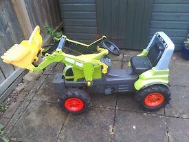 Children's Tractor