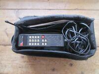 MOTOROLA CLASSIC VINTAGE 1982 VINTAGE PHONE 4500X