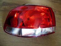 VW GOLF MK6 LEFT TAIL LIGHT !!
