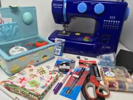 John Lewis jl110 jl110se Sewing Machine