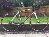 Specialized SL2 Carbon Road bike 54 Size Medium in Cardiff New wheels New Shimano 105 group set.