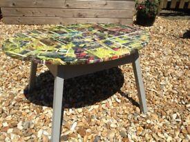 Deadpool comic strip table £5
