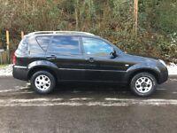 7 seater, diesel 4 wheel drive, 9 months mot, leather £1,395