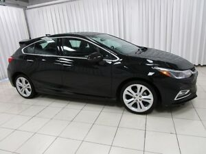 2018 Chevrolet Cruze HURRY IN TO SEE THIS BEAUTY!! PREMIER 5DR H