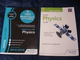 SQA Higher Physics