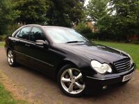 2004 Mercedes-Benz C Class Facelift 1.8 C200 Kompressor Avantgarde Automatic