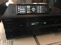 Onkyo 630w hdmi Surround Sound receiver amp hifi separates with remote