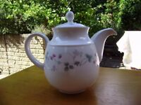 Teapot, by Royal Doulton, Strawberry Faire, NEW