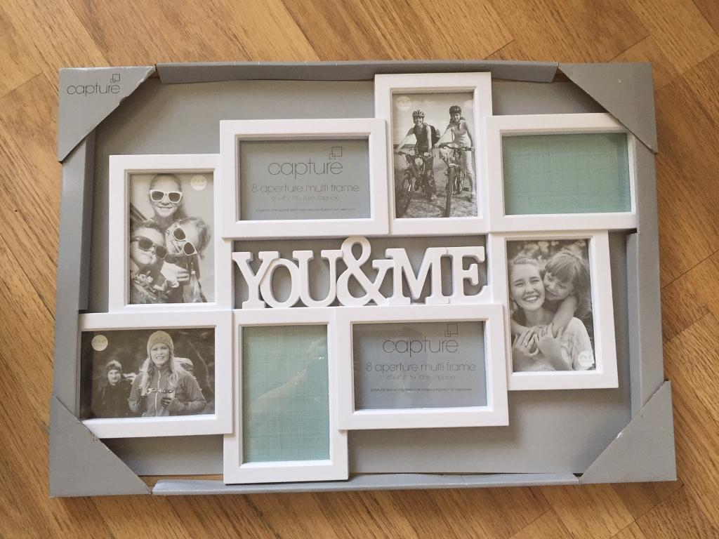 You Me 8 Photo Multi Frame Brand New In Kingswood Bristol