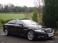 2011 JAGUAR XJ LWB 3.0d PREMIUM LUXURY **2 OWNERS - FULL HISTORY - MEGA SPEC**