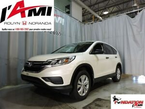 2015 Honda CR-V LX *GARANTIE* HITCH