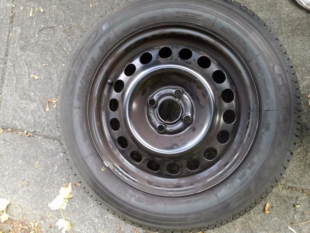 Astra Full size SPARE wheel GREAT CONDITION