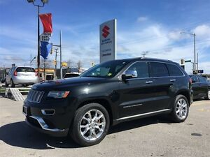 2014 Jeep Grand Cherokee Summit ~Nav ~Backup Camera ~8-Speed