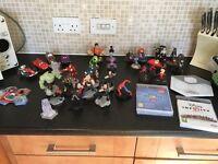 REDUCED Massive job lot infinity 2.0 figures PS3 Marvel/Disney BARGAIN MUST SEE