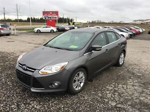 2012 Ford Focus SEL - NAVIGATION - LEATHER - MOONROOF