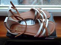 New Sandals 8E