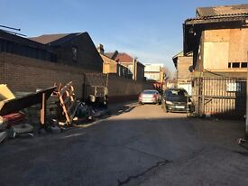Storage Space / Yard to Let in Heart of East London - Eastham - Short Term Let