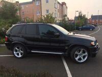 2003 BMW X5 4.6is (E53)