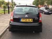 Citroen c3 desire 1.4 petrol 77k miles black good tyres audi