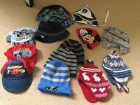 Hats 0-12 months