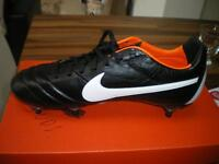 Nike Tiempo Legend IV SG Football boots in UK 7.5