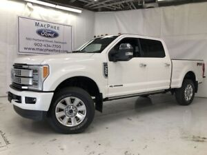 2019 Ford Super Duty F-350 Platinum SRW