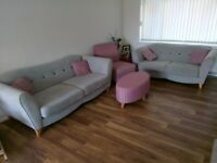 A full set of DFS furniture