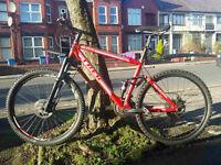 Bicycle TREK Fuel