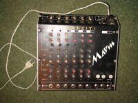 MARSH UDS - Vintage Soviet 6 Channel Analog Drum Synthesizer