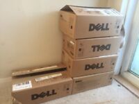 5 Brand New Dell 3110/3115 Cartridges