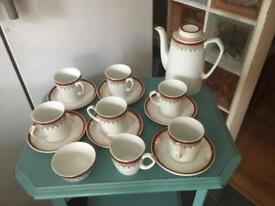 ALFRED MEAKIN ROYALTY COFFEE SET