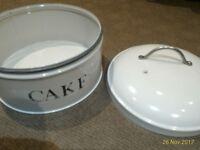 Cake storage cake tin handle is broken