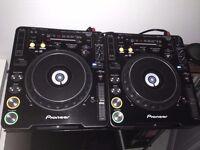 Pioneer CDJ1000 MK3 (pair)