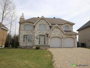 569 000$ - Maison 2 étages à vendre à Blainville