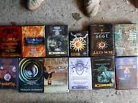Drum and bass and garage old skool tape packs