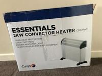 2 kW electric heater