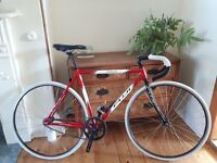 Fuji track bike size 52 fixed gear single speed