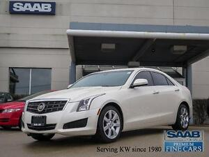 2014 Cadillac ATS ONE OWNER NO ACCIDENTS LEATHER MOON ROOF
